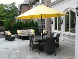 patio table umbrella small