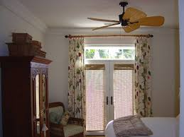 Home Office : Window Treatment Ideas For French Doors ...
