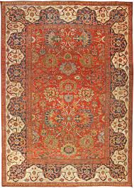 antique carpets persian sultanabad red botanical bb3496 17 12