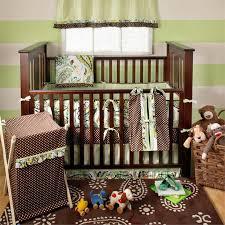 paisley splash bedding in green by my baby sam