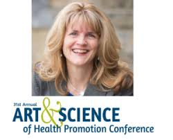 Dr. Sara Johnson Named Chair of Art & Science of Health Promotion  Conference - prochange.com