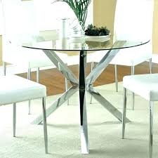 charming round glass dining table sets for 4 small round glass dining table and chairs small