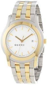 paolo by paolo gucci men s gold tone round bracelet watch gucci men s ya055214 g class steel and gold plated watch