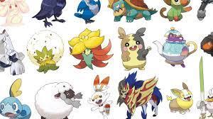 Guide: Pokémon Sword And Shield Galar Pokédex - Full Gen 8 List Including  Returning Pokémon - Helewix