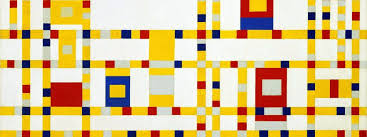 10 most famous paintings by piet mondrian