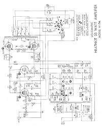 consumer audio information heathkit w5 m williamson amplifier assembly manual w schematic heathkit w7 m williamson amplifier schematic