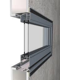 sliding window aluminum acoustic face fix