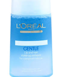 l oreal paris dex gentle lip eye makeup remover