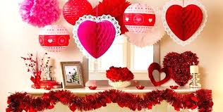 valentines ideas for the office. Valentines Day Decorations For Office Adorable Red Colour Valentine Decoration Ideas The