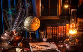 pictures globe kerosene lamp feathers book smoke glasses 3840x2400 paraffin lamp eyeglasses