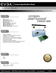 This package supports the following driver models: E Geforce 7200 Gs Driver For Mac Tronicskiey
