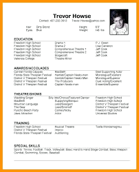 Comprehensive Resume Template Here Are Simple Job Resume Examples Sample Comprehensive Basic First 17