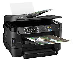 Amazon Com Epson Workforce Wf 7620 Wireless Color All In One