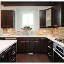 stone kitchen backsplash dark cabinets. Modren Dark Kitchen Backsplash Ideas For Dark Cabinets Intended Stone