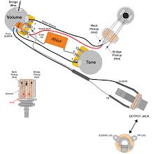 common electric guitar wiring diagrams amplified parts prs style 3 way prewired standard assembly