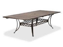 aluminum outdoor dining tables within patio sets sport contemporary table modern aluminum round outdoor dining