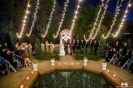 String Lights Illuminate San Diego Wedding Venues