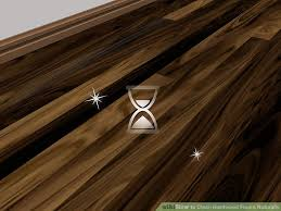image titled clean hardwood floors naturally step 10