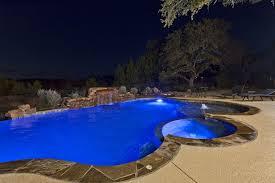 swimming pool lighting options. Pool With Custom Lighting Swimming Options