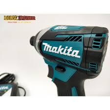 Combo máy bắt vít cao cấp Makita XDT14 pin 3a sạc 120v - maxpower.vn