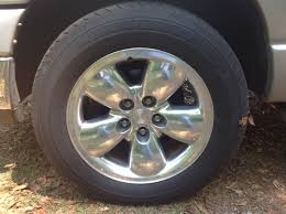 Dodge Ram 1500 Bolt Pattern
