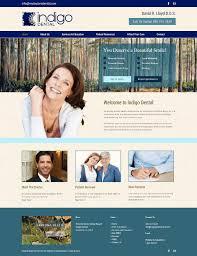 Dental Office Website Design Gorgeous Cosmetic Dental Website Design For Dentists Solution48