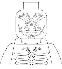 Ninjago Zx Ninjas Coloring Pages Daily Motivational Quotes