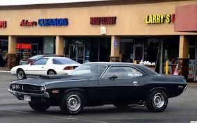 dodge challenger 1970 black. Delighful Challenger 1970 Dodge Challenger TA  Black On Fvl And Black W