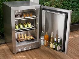 Of Kitchen Appliances Outdoor Kitchen Appliances Hgtv