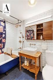 Before U0026 After: An U002780s Bathroom Remodel Mixes Old U0026 New
