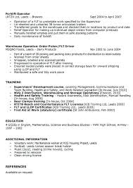 warehouse management resume warehouse supervisor resume warehouse manager  description resume