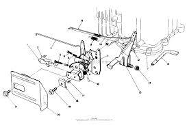 Toro 20526c lawnmower 1987 sn 7000001 7999999 parts diagram
