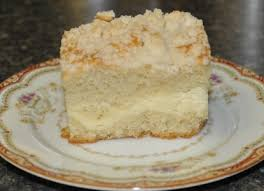 Recipe For Cream Cheese Coffee Cake with Crumble Topping