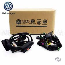 volkswagen jetta interior door panels parts volkswagen jetta 05 06 front driver left door wiring harness genuine 1k5971120h fits volkswagen jetta