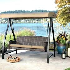 outdoor furniture swing chair. Porch Swing Chair Patio With Canopy L Cover Backyard And Outdoor Furniture S
