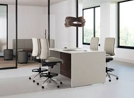 work tables office. National Office Collaborative Work Tables Are Set At Different Heights Office