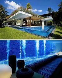 Swimming Pool Design: Glass Wall Pool In Australia - Pools
