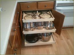 Under Cabinet Shelving Kitchen Under Cabinet Pull Out Drawers Home Design Ideas