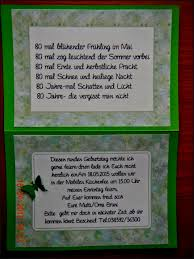 Inspirierend Von Einladung Zum 80 Geburtstag Spruche Geburstag