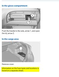 fuse diagram f06 650 xdrive 09 2013 bimmerfest bmw forums edit i just googled a 6 series grand coupe owners manual and ed it and it says that the fuse allocation list is located on a separate sheet in