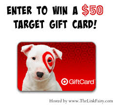 enter to win a 50 target gift card at thelinkfairy 1024 929