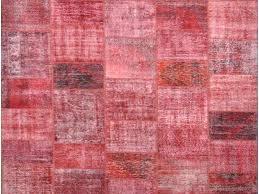 lovely pink and orange rug or orange overdyed rug 44 hot pink and orange area rug