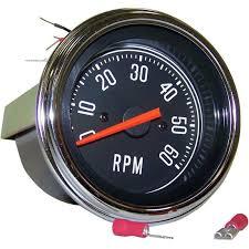 tachometer crown tachometer