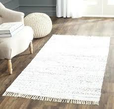 area rug white handmade white area rug