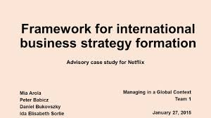 netflix case study        Would you have been long or short on     SlideShare Case Study House      Chatsworth  California       A  Quincy Jones and