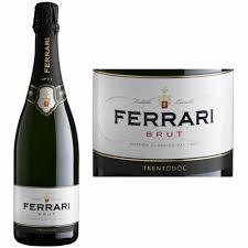 Give the rosé champagne a rest and check this bottle out. Ferrari Brut Rose Sparkling Nv