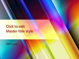 Ppt Backgorund Free Colorful Powerpoint Background Free Powerpoint Templates