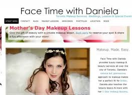 face time with daniela toronto makeup artist services
