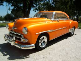 51 chevy belair street rod - Under Glass - Model Cars Magazine Forum