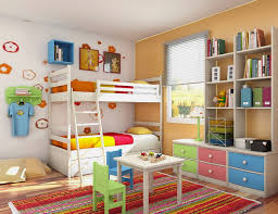 orcrec s necessary furniture in a kids room